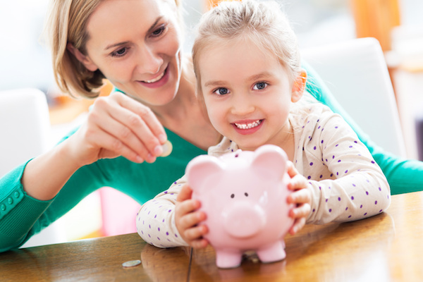 Why Teaching your Children Now about Money is Wise